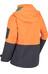 Regatta Hydrate II Jas Kinderen grijs/oranje